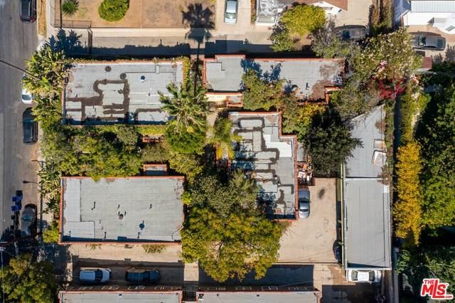 2016 Vista Del Mar Street, Los Angeles (City), CA 90068 (#21795342) :: Realty ONE Group Empire