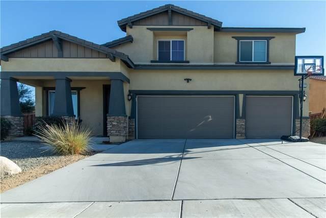 11017 Paso Blanco Avenue, Adelanto, CA 92301 (#DW21219375) :: Blake Cory Home Selling Team