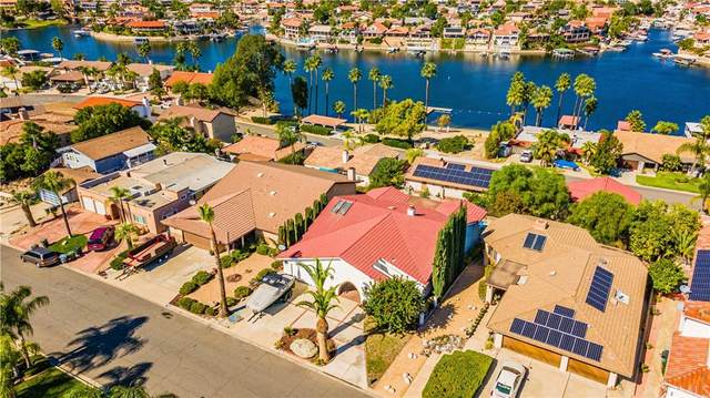 23020 Blue Bird Drive, Canyon Lake, CA 92587 (#SW21226651) :: Cochren Realty Team | KW the Lakes