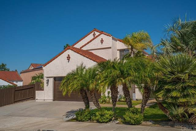 923 Redbud Rd, Chula Vista, CA 91910 (#PTP2107228) :: Blake Cory Home Selling Team