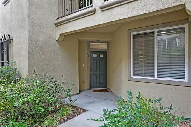 17965 Lost Canyon Road #65, Canyon Country, CA 91387 (#SR21227335) :: eXp Realty of California Inc.