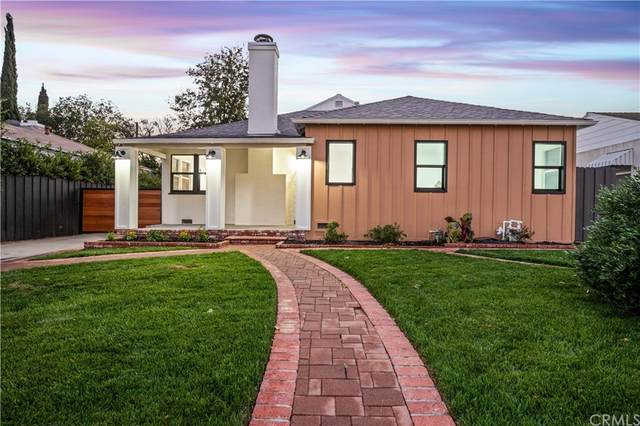 433 N Keystone Street, Burbank, CA 91506 (#IV21228882) :: The Parsons Team