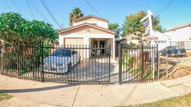 1511 E 108th Street, Los Angeles (City), CA 90059 (#DW21217058) :: Zutila, Inc.