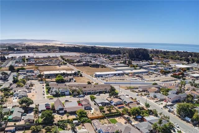 1052 Baden Avenue #7, Grover Beach, CA 93433 (#PI21215375) :: Compass