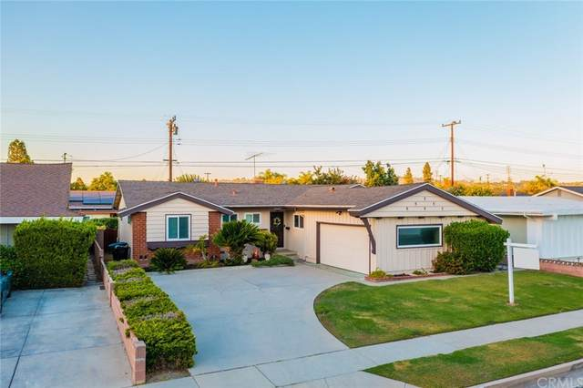 16081 Richvale Drive, Whittier, CA 90604 (#PW21229147) :: Blake Cory Home Selling Team