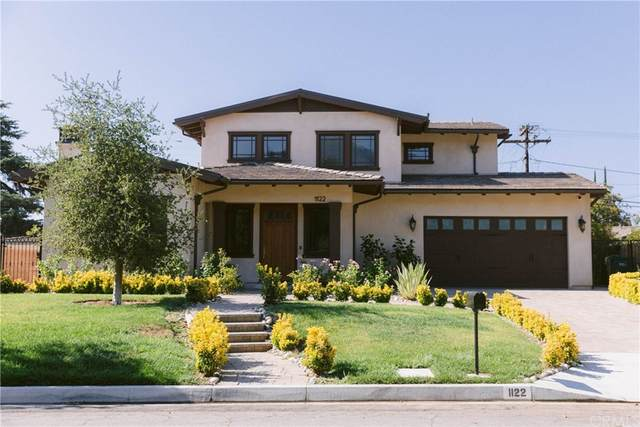 1122 Drake Road, Arcadia, CA 91007 (#AR21229346) :: Blake Cory Home Selling Team