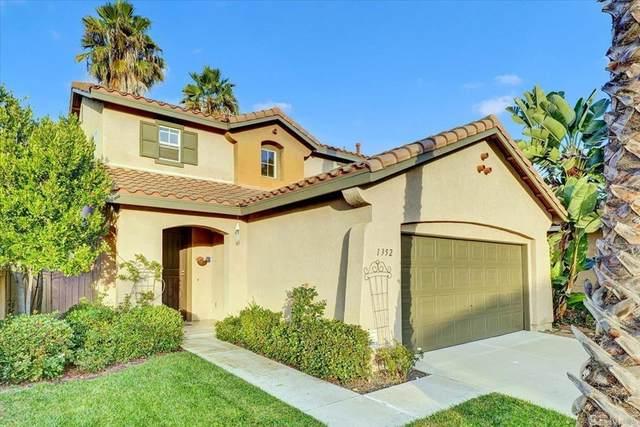 1352 Avenida Pantera, San Marcos, CA 92069 (#NDP2111803) :: Mainstreet Realtors®