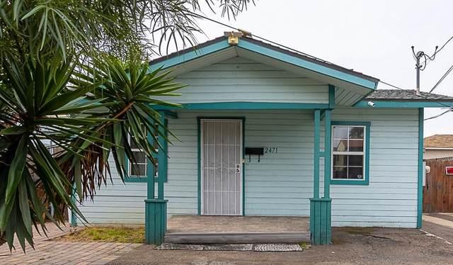 2471 Jefferson Street, San Diego, CA 92110 (#210029033) :: Blake Cory Home Selling Team