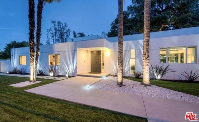 4570 Comber Avenue, Encino, CA 91316 (#21795902) :: The Najar Group