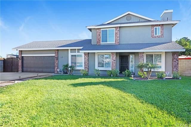 18553 Marygold Ave, Bloomington, CA 92316 (#PW21229146) :: Zutila, Inc.