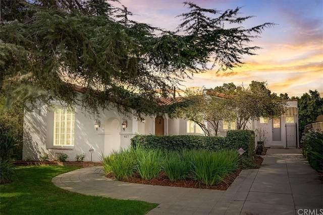 427 E Walnut Avenue, Burbank, CA 91501 (#PF21223544) :: Compass