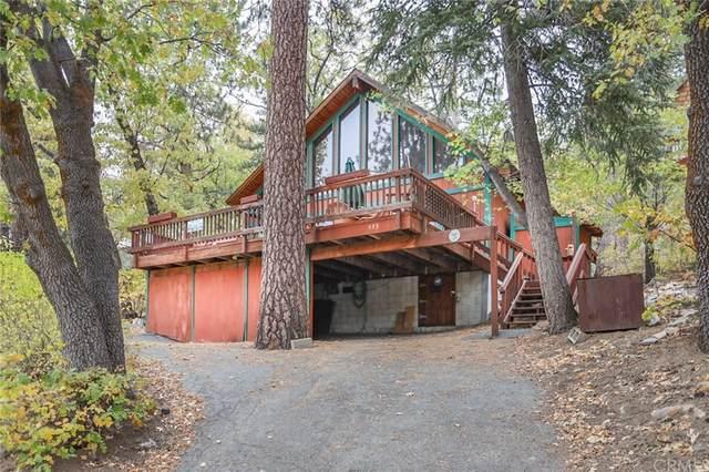 975 Knickerbocker Road, Big Bear, CA 92315 (#EV21229604) :: Blake Cory Home Selling Team