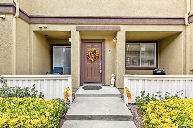 1147 Latigo Cove #7, Chula Vista, CA 91915 (#PTP2107276) :: Blake Cory Home Selling Team