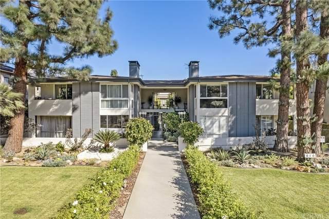 610 S Orange Grove Blvd, Unit 4, Pasadena, CA 91105 (#PF21229053) :: Compass