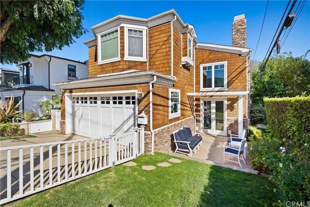 1900 Walnut Avenue, Manhattan Beach, CA 90266 (#SB21229114) :: Compass