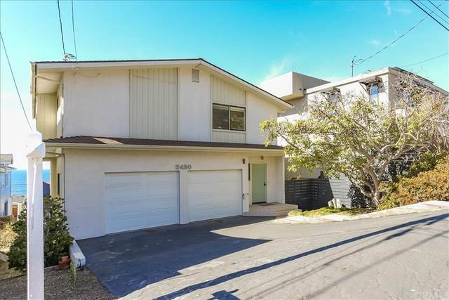 3450 Davies Avenue, Cayucos, CA 93430 (#SC21229811) :: Latrice Deluna Homes