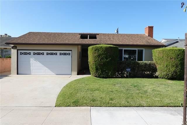 19405 Pruitt Drive, Torrance, CA 90503 (#SB21229964) :: Millman Team