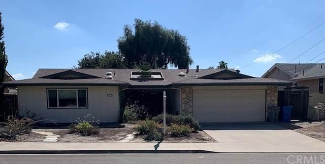 1783 Southwood Drive, San Luis Obispo, CA 93401 (#PI21229995) :: The Laffins Real Estate Team