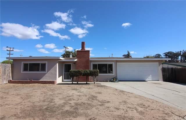 630 La Vista Court, Arroyo Grande, CA 93420 (#PI21230043) :: The Kohler Group
