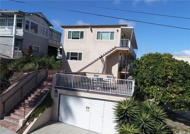 708 W 32nd Street, San Pedro, CA 90731 (#SB21230497) :: RE/MAX Empire Properties