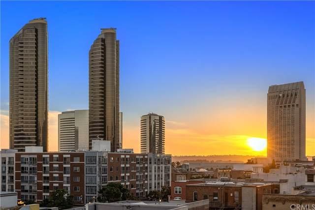 575 6th Avenue #405, San Diego, CA 92101 (#OC21230095) :: RE/MAX Empire Properties