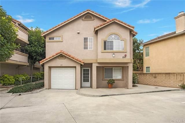 1507 E Spruce Street B, Placentia, CA 92870 (#OC21230902) :: The Kohler Group