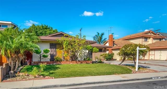 23521 Archibald Avenue, Carson, CA 90745 (#IN21231047) :: Dave Shorter Real Estate