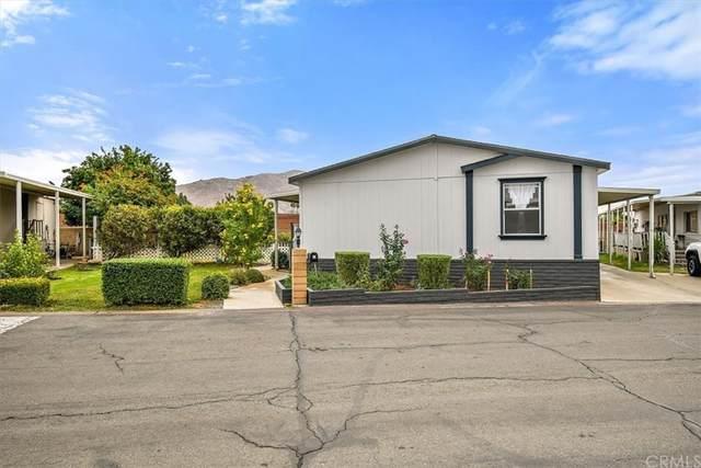 22111 Newport Avenue #51, Grand Terrace, CA 92313 (#CV21230186) :: Mark Nazzal Real Estate Group