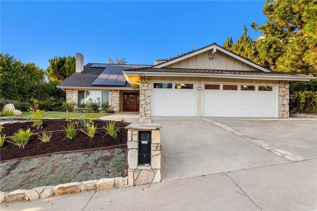 6831 Faircove Drive, Rancho Palos Verdes, CA 90275 (#PV21230135) :: Frank Kenny Real Estate Team