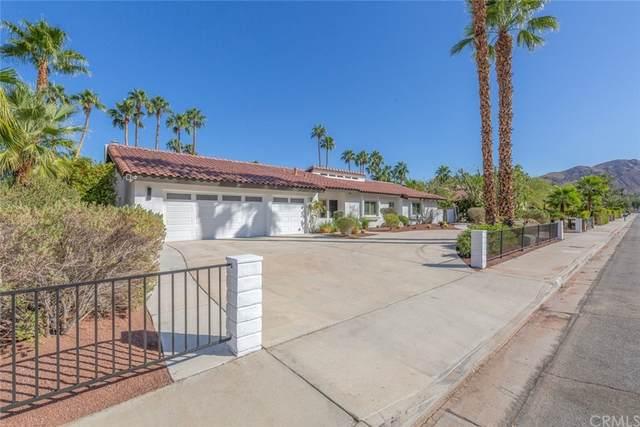 1516 S Farrell Drive, Palm Springs, CA 92264 (#CV21231222) :: Robyn Icenhower & Associates
