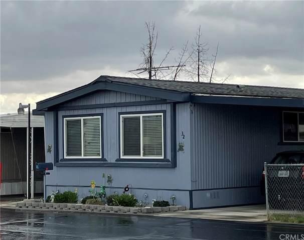 17455 Marygold Avenue #32, Bloomington, CA 92316 (#IV21228218) :: RE/MAX Empire Properties