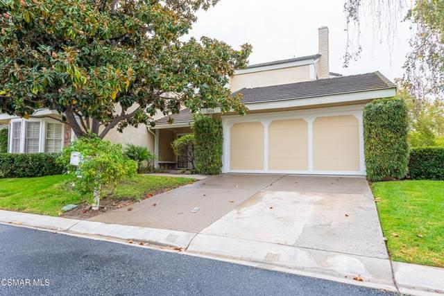 2924 Shadow Brook Lane, Westlake Village, CA 91361 (#221005632) :: RE/MAX Empire Properties