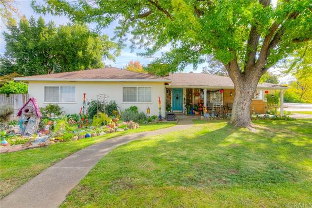 1254 Manzanita Avenue, Chico, CA 95926 (#SN21231070) :: The Laffins Real Estate Team