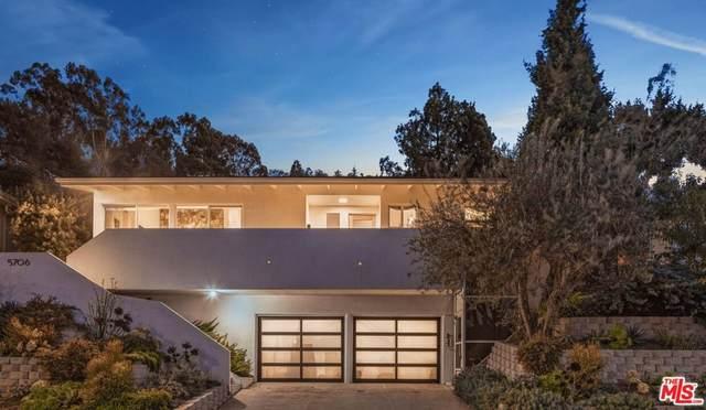 5706 Glenford Street, Los Angeles (City), CA 90008 (#21796684) :: Zutila, Inc.