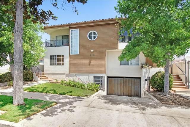 818 Mariposa Street #5, Glendale, CA 91205 (#SR21231800) :: Zutila, Inc.