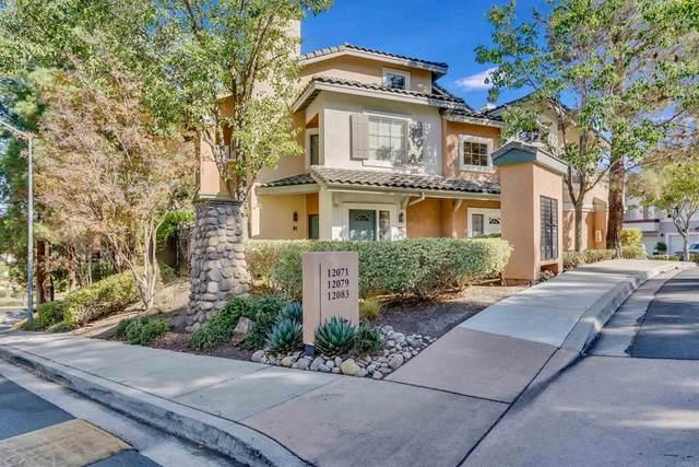12071 Tivoli Park Row #2, San Diego, CA 92128 (#NDP2111906) :: Necol Realty Group