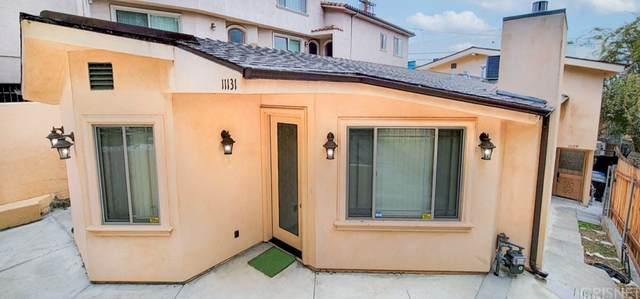 11131 Sunshine, Studio City, CA 91604 (#SR21231859) :: RE/MAX Empire Properties