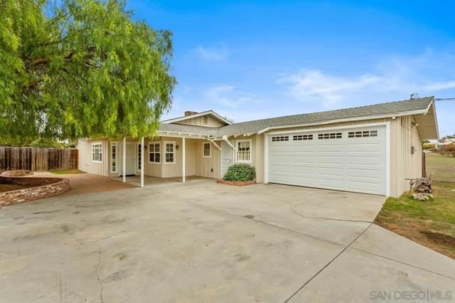 2140 Miller Ave, Escondido, CA 92025 (#210029305) :: Fox Real Estate Team