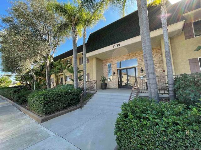 3535 Madison #236, San Diego, CA 92116 (#210029310) :: Mainstreet Realtors®