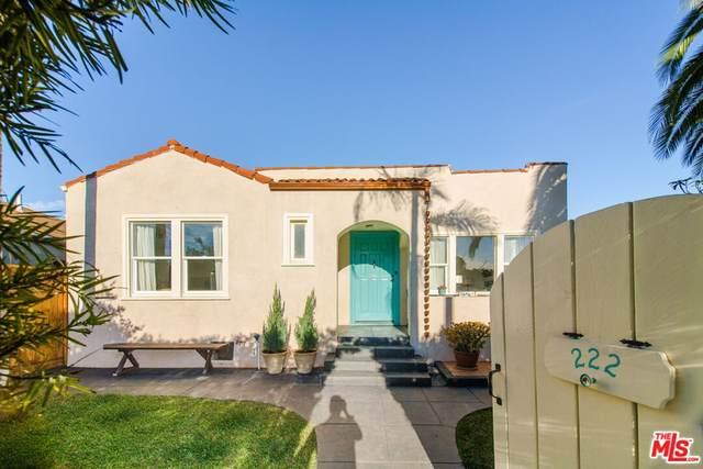 222 6Th Avenue, Venice, CA 90291 (#21795476) :: Mark Nazzal Real Estate Group