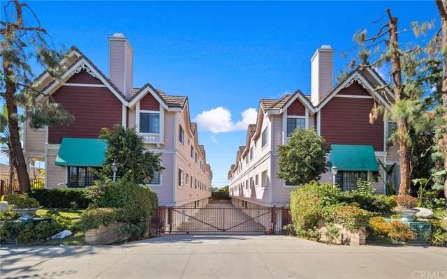 1509 S Atlantic Boulevard F, Alhambra, CA 91803 (#RS21232360) :: Mainstreet Realtors®