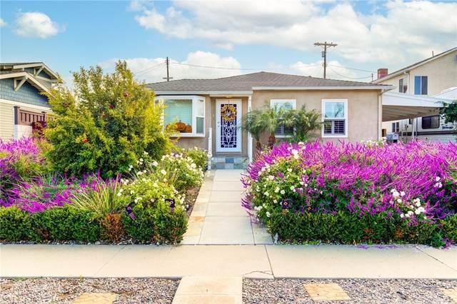 1353 W 27th Street, San Pedro, CA 90731 (#SB21227208) :: RE/MAX Empire Properties