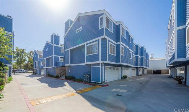 109 W Spring Street E, Long Beach, CA 90806 (#PW21230129) :: Realty ONE Group Empire