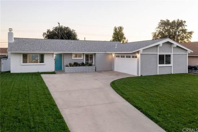 1414 Edgehill Drive, Pomona, CA 91767 (#CV21231106) :: The Kohler Group