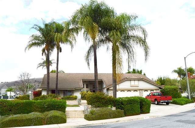 19771 Saddlecrest Drive, Walnut, CA 91789 (#TR21230775) :: Mainstreet Realtors®