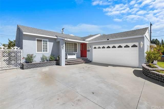 909 W 232nd Street, Torrance, CA 90502 (#PW21232411) :: Mainstreet Realtors®