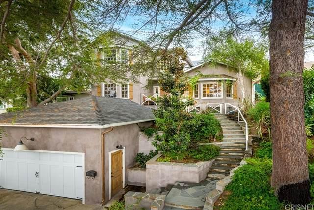 13952 Davana, Sherman Oaks, CA 91423 (#SR21232889) :: Zen Ziejewski and Team