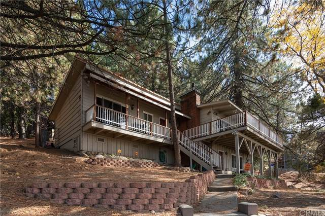 2011 Poplar Drive, Running Springs, CA 92382 (#IV21232977) :: Necol Realty Group