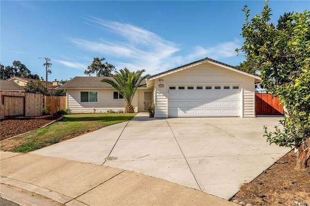 1335 Cove Court, Oceano, CA 93445 (#PI21231162) :: Compass