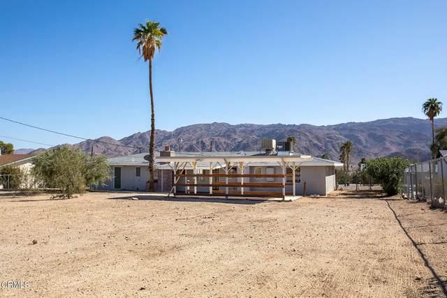 71790 Sunnyslope Drive, 29 Palms, CA 92277 (#P1-7175) :: Robyn Icenhower & Associates